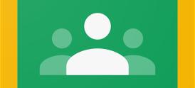 Google Classroom na disciplina de Artes