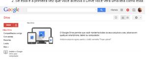 Como elaborar um formulário no Google Drive