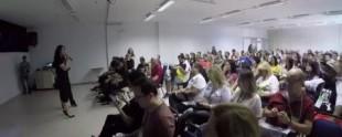 Abertura do Seminário Amplifica em Curitiba