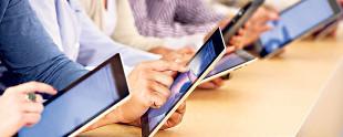 O uso de Tablets no Processo de Ensino/Aprendizagem no Ensino Médio segundo a visão dos alunos.