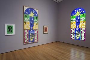 Obra Vitral de Henri Matisse