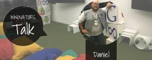 Relato do Innovator Daniel Moscardo