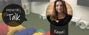 Relato da Innovator Raquel Gonzaga