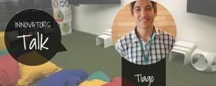Relato do Innovator Tiago Bevilaqua