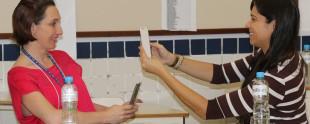 Fotografia e celular… na sala de aula ?? Pode sim senhor !!