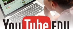 Youtube EDU no Papo de Professor